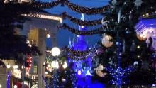 Main Street, U.S.A. Christmas Atmosphere