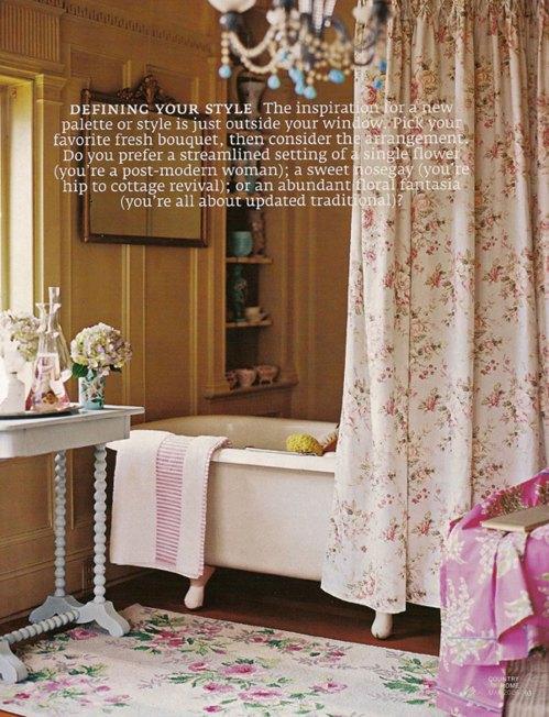 Medium Of Country Home Magazine