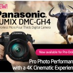 Panasonic Lumix GH4 camera now available for pre-order | Photo Rumors