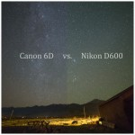 David Kingham Photography | Canon 6D vs. Nikon D600 High ISO Night Photography