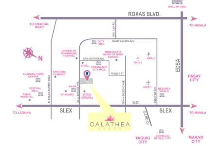 calathea place | dmci real estate property development