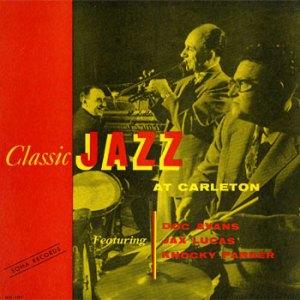 Doc Evans Carleton Classic Jazz LP