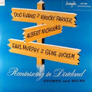 Doc Evans Audiophile LP AP-68