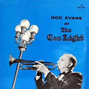 Doc Evans Audiophile LP At the Gaslight AP-95