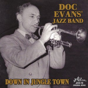 Doc Evans Down in Jungletown CD
