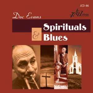 Doc Evans Spirituals and Blues CD