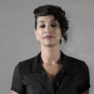 Noura Erakat, in a screenshot from the film