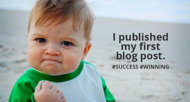 first-blog-post-winning
