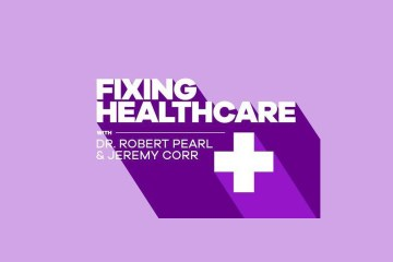 fixing healthcare logo