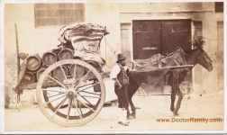 Old Pictures of People and Horses