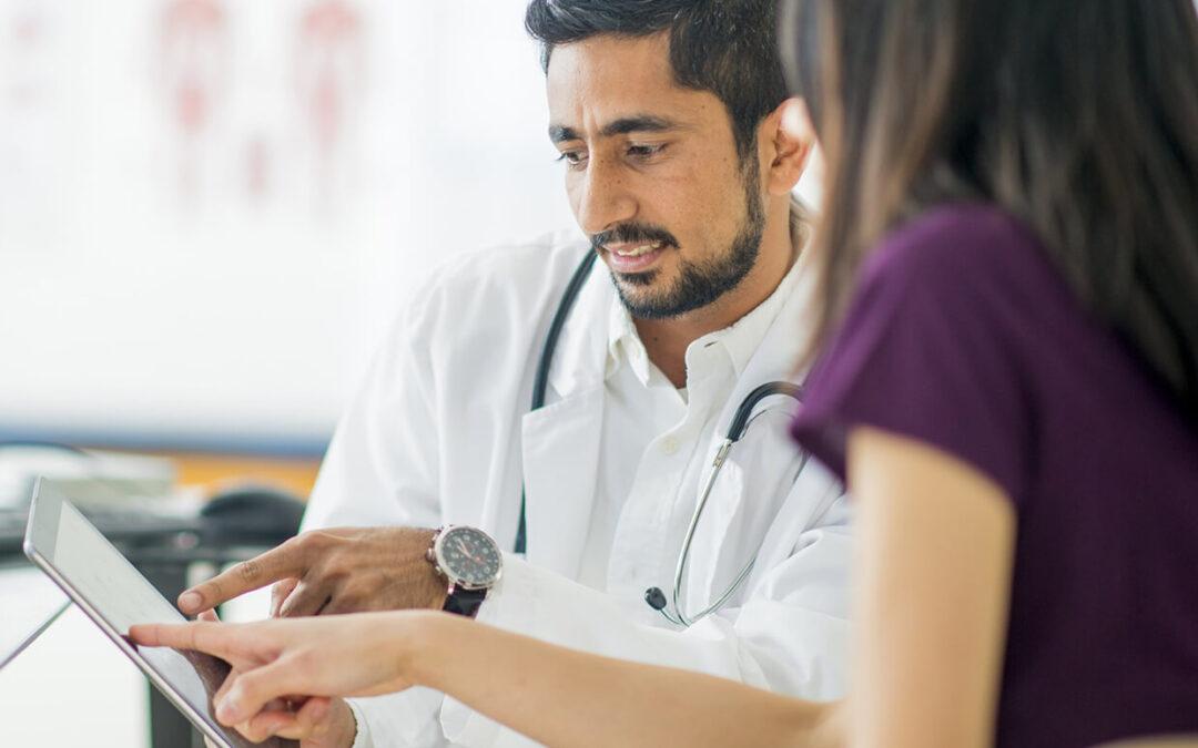 fidelização de pacientes