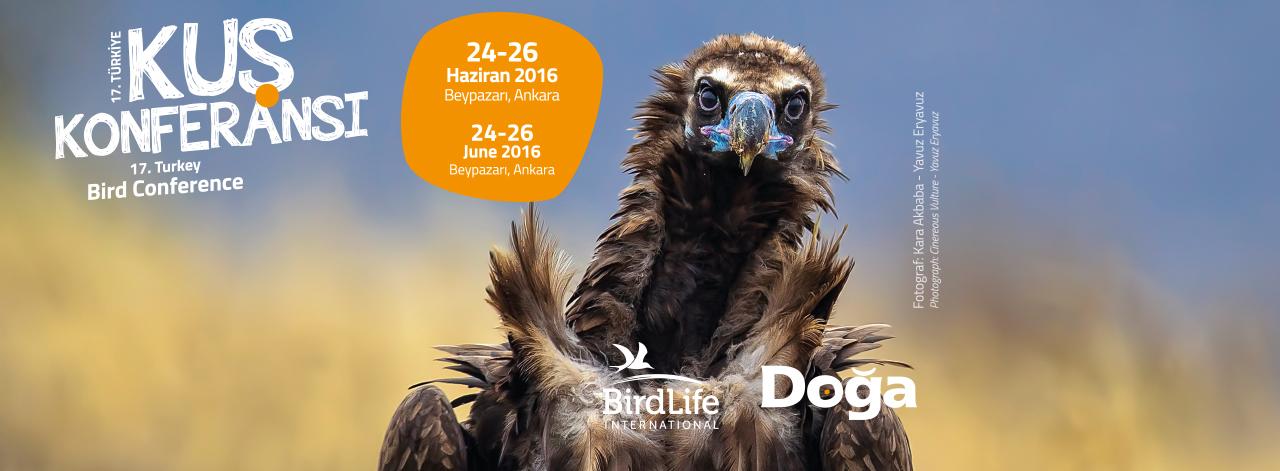 17. Türkiye Kuş Konferansı