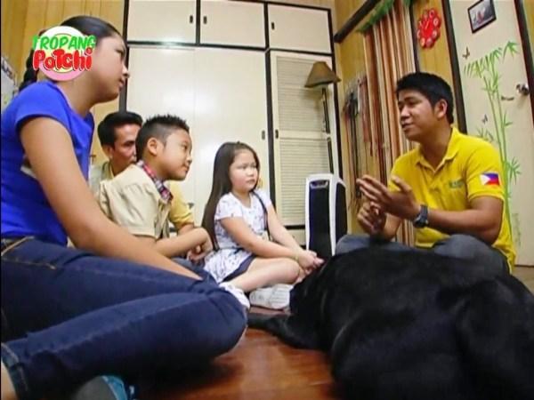 Teaching Kids to Train Dogs: GMA 7's Tropang Potchi with the Dog Coach