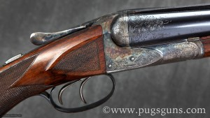 AH Fox CE 12 gauge Side-by-Side shotgun
