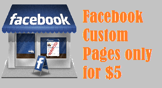 Facebook Custom Pages