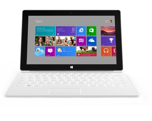 windows 8 powered by arm chipset