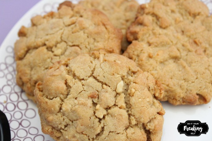 Try a twist on the classic recipe. Crunchy Peanut Butter cookies are delicious and sure to please!