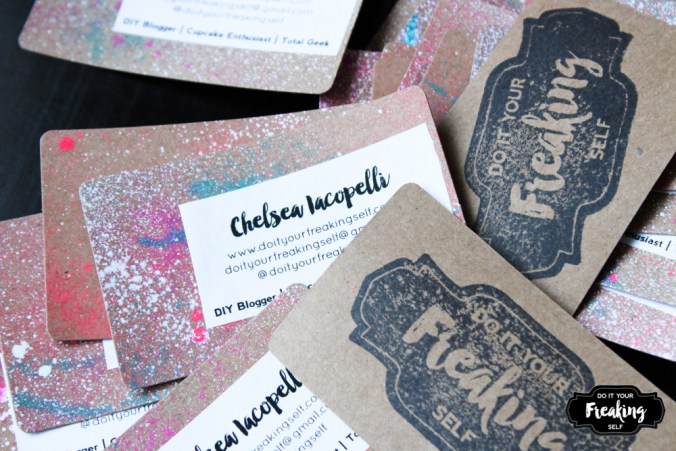 Get noticed in the most creative way possible with these DIY Business Cards. So unique and fun to make, you'll wonder why you never did it before!