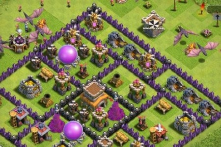 clash of clans 650x330