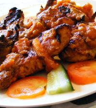 Usaha Kuliner Modal Kecil : Bisnis Ayam Bakar Kaki Lima
