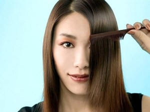 Cara Meluruskan Rambut