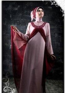 Gaun Muslim Modern 2012