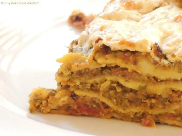 Lasagne con Zucchine e Pomodoro (4)