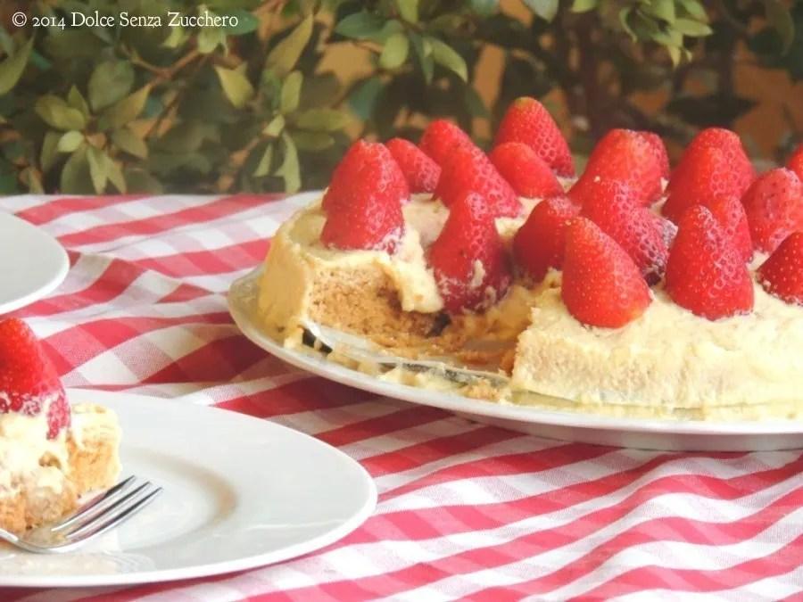 Torta di Fragole e Crema Chantilly (10)