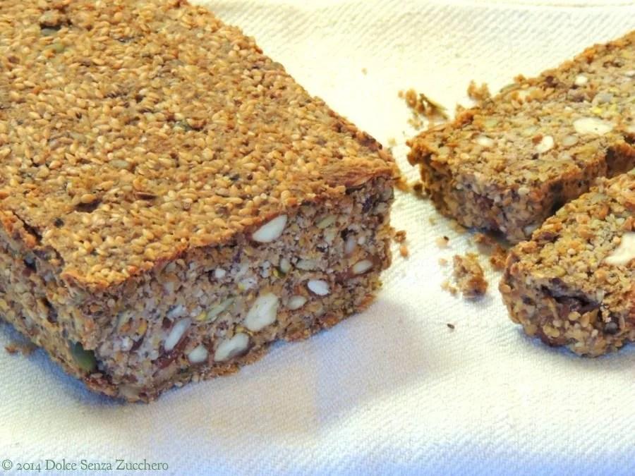 Pane senza lievito e senza glutine (5)