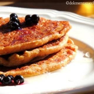 Crepes con Farina di Quinoa e Mirtilli senza Uova (3)