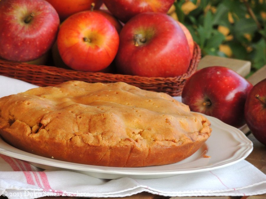 Torta di Mele_Apple Pie_con stevia (4)