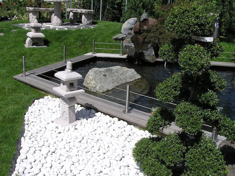 Koi garden l oriente in alto adige for Koi garden rio di pusteria