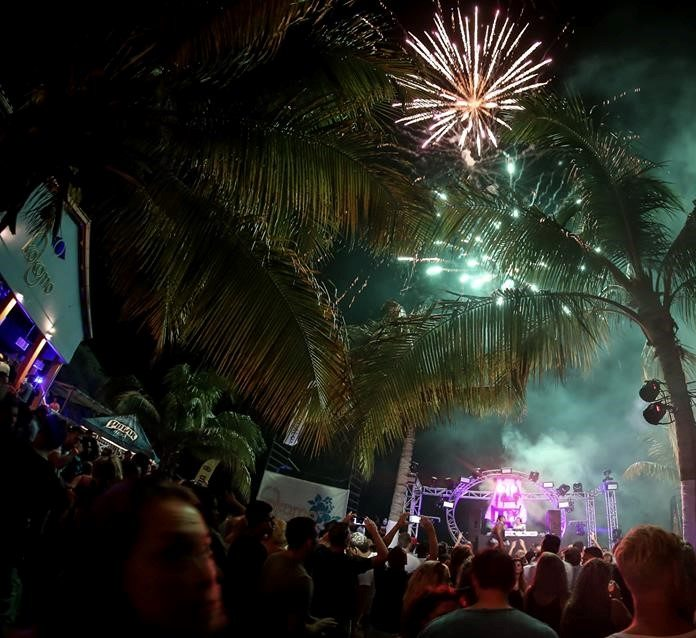 Kokomo Full Moon Party Curacao: de beste lokale en internationale dj's