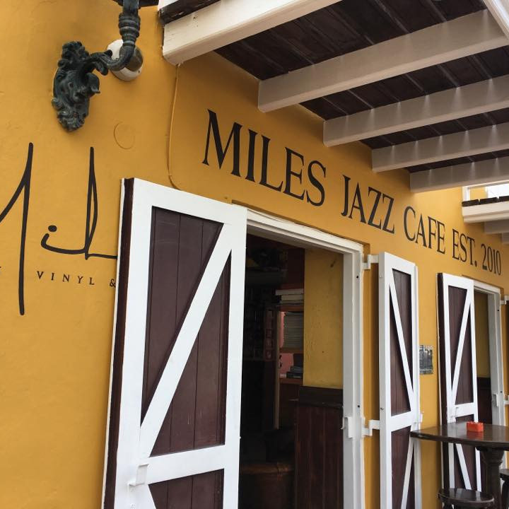 Miles Jazz Cafe Curacao
