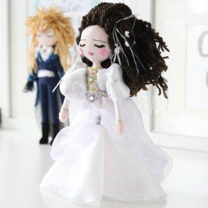 Sarah from Labyrinth movie art doll