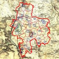 mapka chystaného DSO VeltrusDominio
