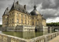 zámek Vaux le Vicomte