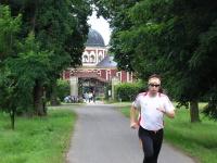Miřejovický půlmaratón vede veltruským parkem