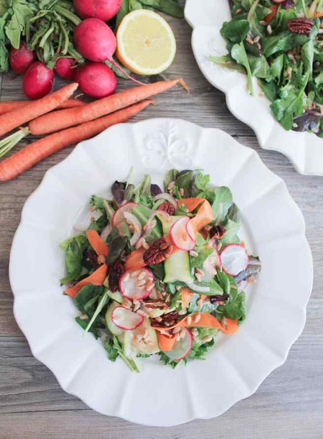Vegan-Shaved-Vegetable-Salad-with-Farro-and-Maple-Roasted-Pecans-6