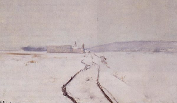 Along the River, Winter
