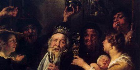 Jacob Jordaens, The Bean King (The King Drinks)