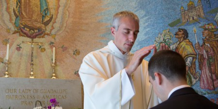 A first priestly blessing