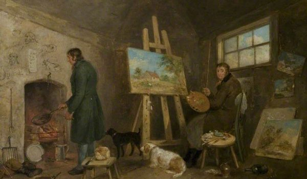 (c) Nottingham City Museums and Galleries; Supplied by The Public Catalogue Foundation