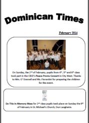 School-newsletter-Feb 2014-cover