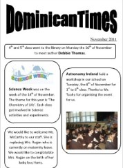 School-newsletter-nov-2011-cover