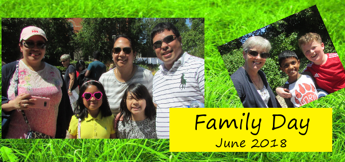 Family Day June 2018