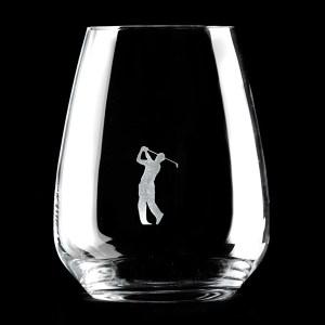 Bicchiere per acqua Cristal swing