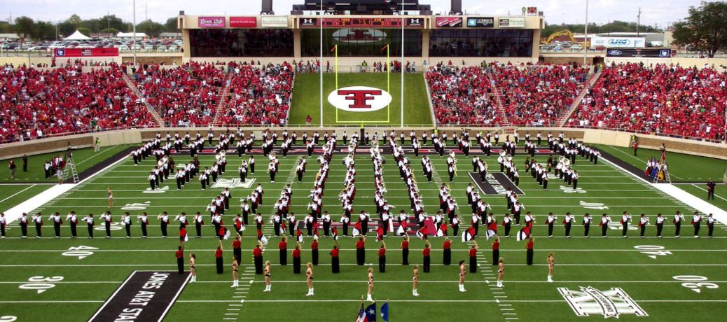 Beauty Pageants & the Red Raiders