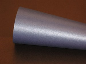 Stardream Sapphire Metallic Cover Paper -- 8 1/2 x 11 -- 50 Pack