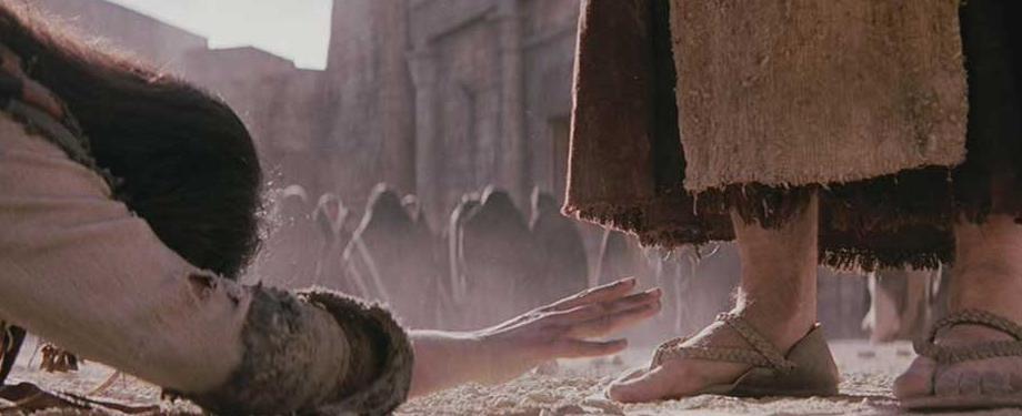 spartacus crucifixion